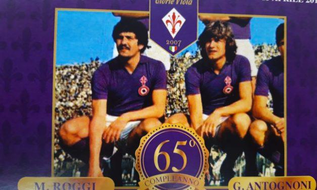 """65esimo compleanno di Roggi e Antognoni. Tanti i presenti alla cena delle """"Glorie Viola"""". Le foto"""