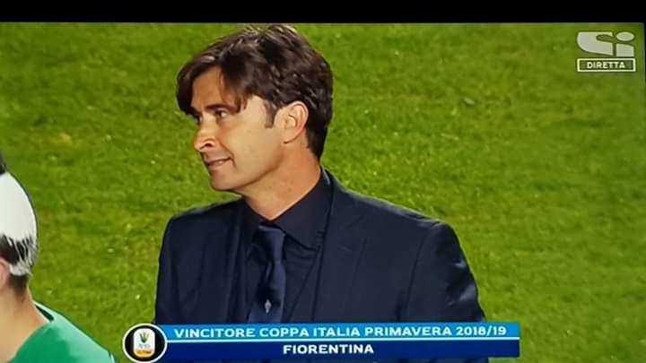 """Bigica: """"Montella porterà entusiasmo. Eravamo compagni di squadra ad Empoli. Felice di riabbracciarlo.."""""""