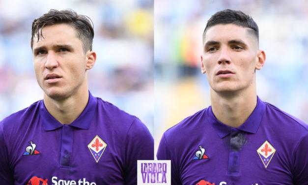 120 milioni per Chiesa e Milenkovic, ecco l'offerta della Juventus per i gioielli viola. La Fiorentina dice no