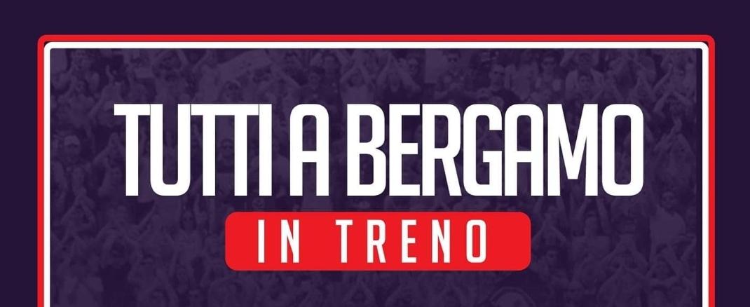 """Associazione dei tifosi della Fiorentina: """"Tutti in treno a Bergamo. Domani…"""""""