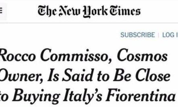 Il New York Times conferma, Fiorentina venduta a Commisso. Tutti i dettagli della trattativa iniziata un anno fa
