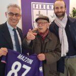 Firenze piange Mario Mazzoni, vinse una Coppa Italia. E quella volta sotto casa con dei ragazzini…