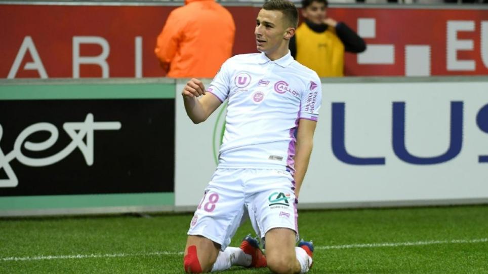 La Fiorentina sta seguendo Oudin del Reims. Piace anche alla Lazio e al Marsiglia
