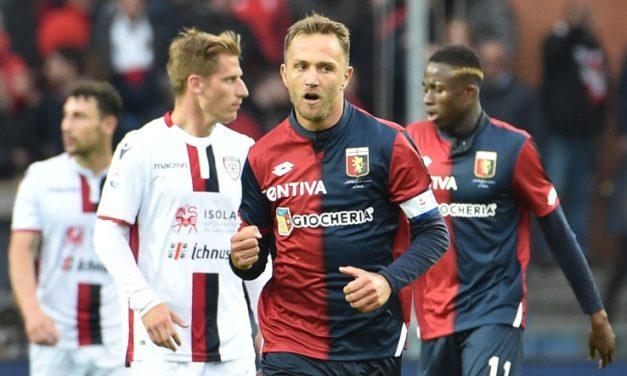 Il pareggio tra Genoa e Cagliari avvicina la Fiorentina alla salvezza matematica. Il racconto della partita e quel rigore…