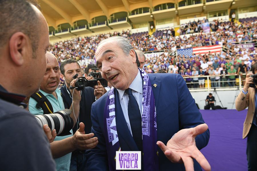 La Fiorentina annuncia, il centro sportivo a Bagno a Ripoli. 25 ettari con sede e tutti i campi delle squadre viola