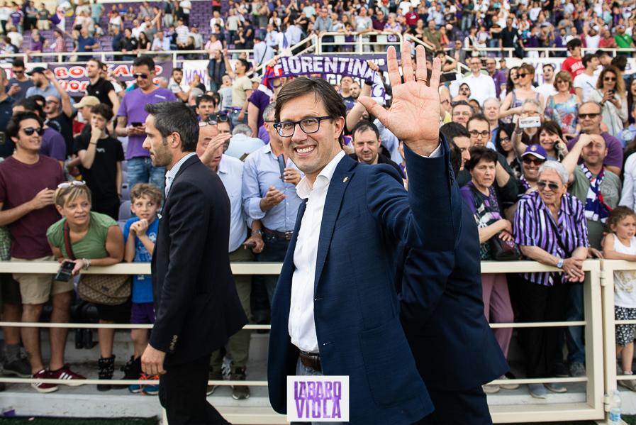 """Nardella: """"Barone che partecipa alla task force è un segnale di chiarezza da parte della Fiorentina"""""""
