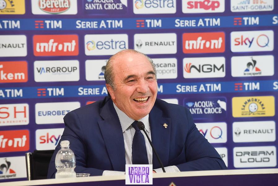 """Commisso: """"Voglio fare lo stadio a Firenze ma il Comune deve aiutarci. Franchi una porcheria. Voglio investire ma sono deluso"""""""