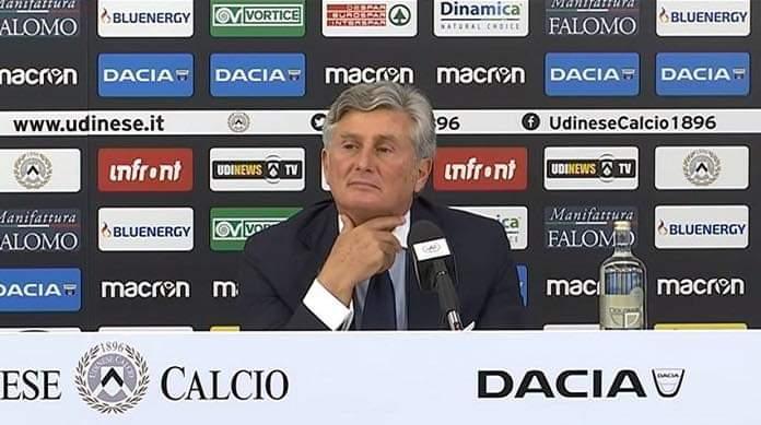 Ora è ufficiale, Pradè non rinnova con l'Udinese. Il comunicato del club friulano