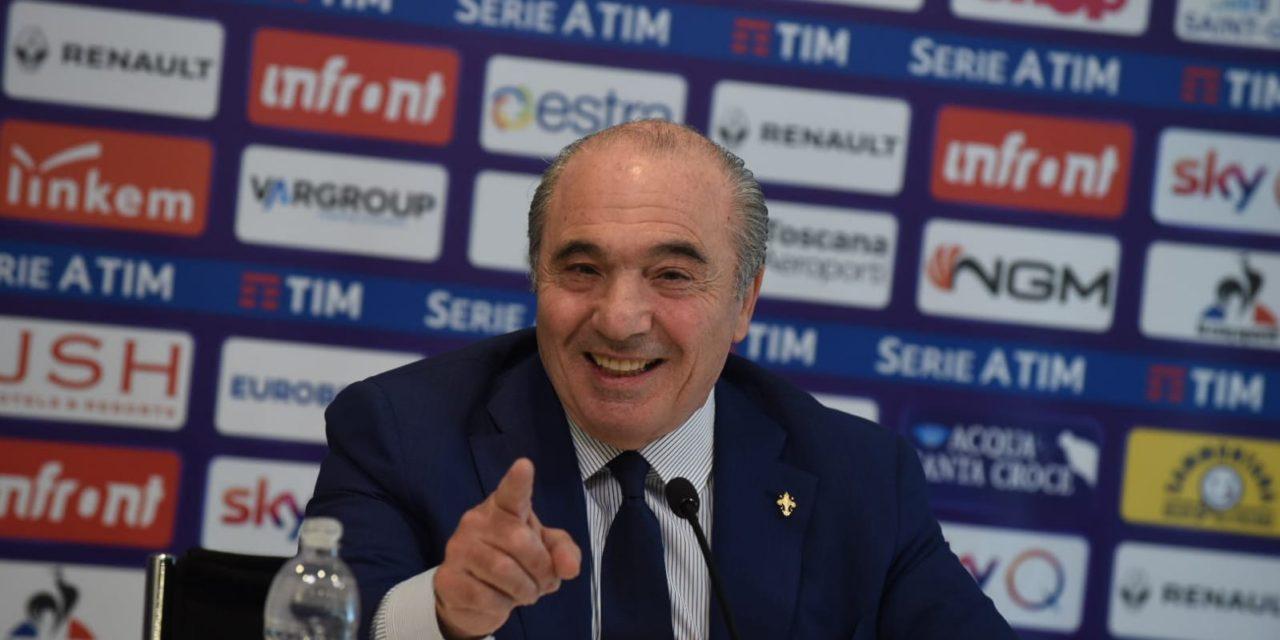 """Commisso: """"Da tre anni cerco di comprare la Fiorentina. Chiesa resta, nessuna cessione alla Juventus"""""""