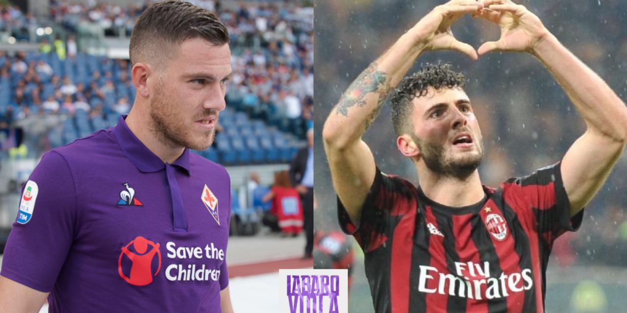 Gazzetta, Veretout verso il Milan, la Fiorentina chiede 25 milioni, Cutrone idea di scambio?