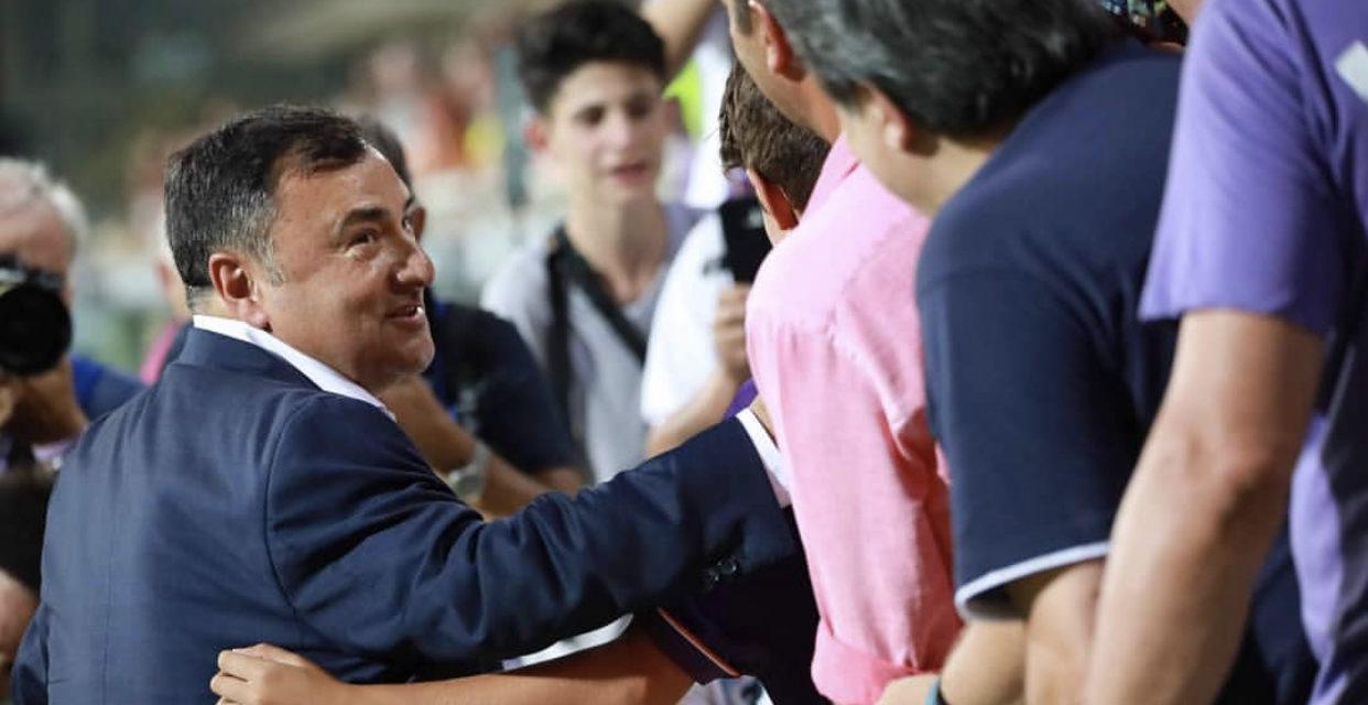 """Barone: """"Diritti tv? Vogliamo aiutare la crescita. Chiesa vuole troppo bene alla Fiorentina"""". Aneddoto su Ribery…"""