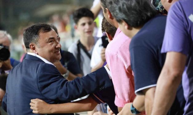 """Barone: """"Con l'Atalanta dobbiamo vincere. Non parliamo di stadio. Siamo penultimi ma siamo solo all'inizio del campionato"""""""