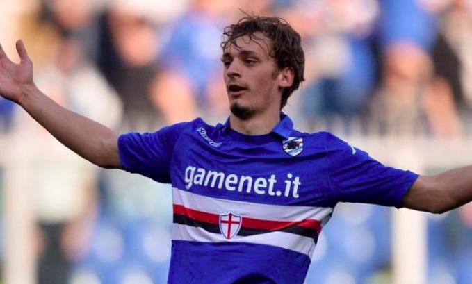 Image result for gabbiadini sampdoria