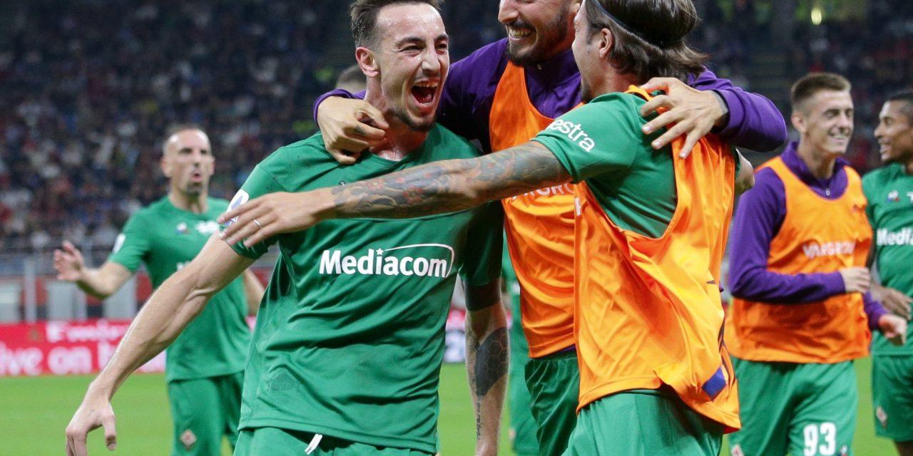 """Castrovilli: """"Felicissimo per il goal, lo dedico alla mia famiglia. Spero nella convocazione in Nazionale. Ribery? Un fenomeno"""""""