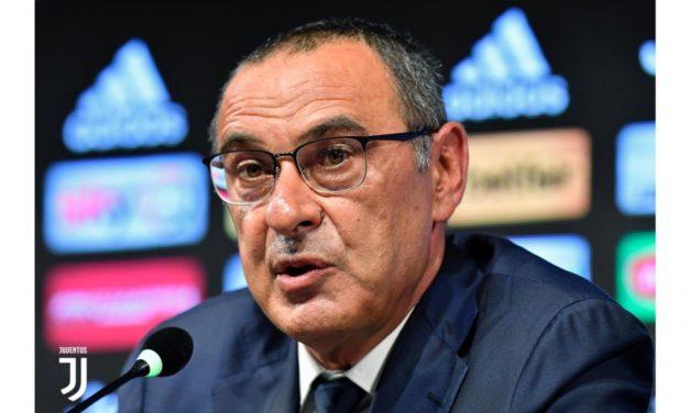 """Sarri: """"A Firenze la Fiorentina arrivava prima di noi sulla palla perché avevano piu voglia e determinazione"""""""