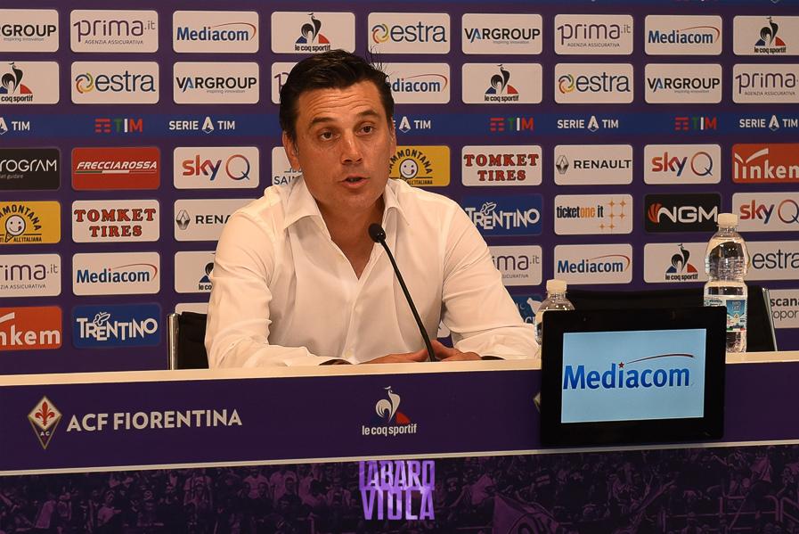 Domani conferenza stampa mattutina pre-Cagliari del tecnico Montella. Ecco l'orario