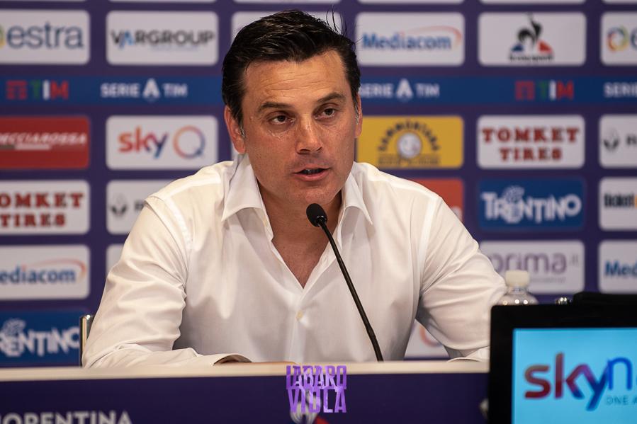 """Montella: """"Simeone voleva riscattarsi a parole, Nainggolan era tentato dal venire alla Fiorentina, poi…"""""""