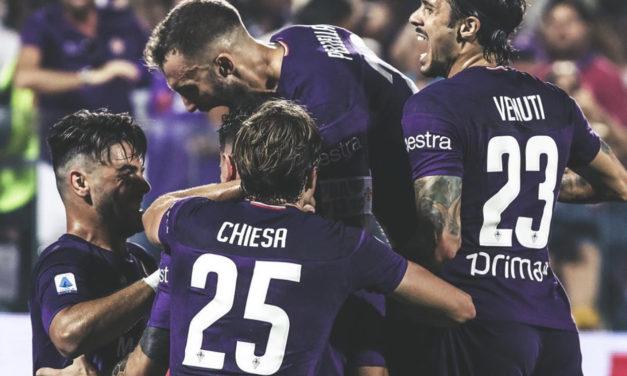 ACF, venerdì 6 settembre alle ore 20 amichevole tra Fiorentina e Perugia al Franchi