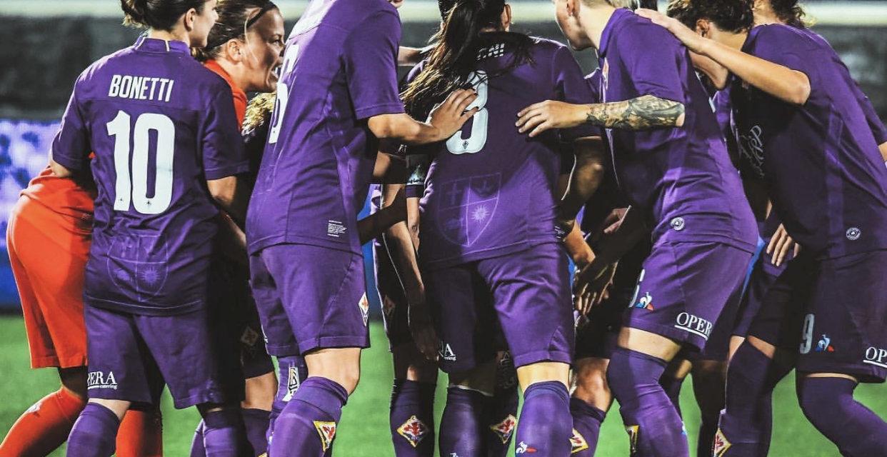Nazione, alle 19 al Franchi va in scena Fiorentina Women's – Arsenal. La probabile formazione delle viola