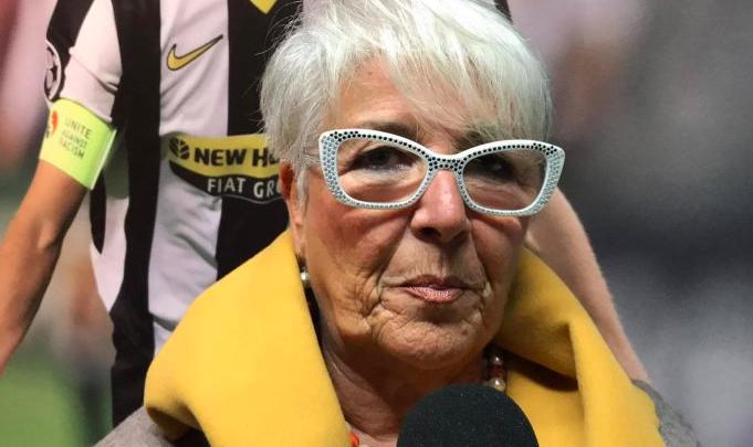 """Mariella Scirea: """"Ringrazio Commisso e la Fiorentina. Chi si comporta in modo offensivo non può essere un tifoso"""""""