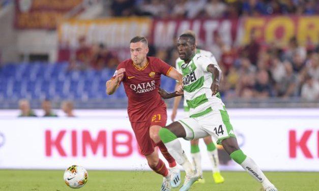 """(FOTO) Veretout che figuraccia: """"Testa alla Champions"""". Ma la Roma gioca l'Europa League"""