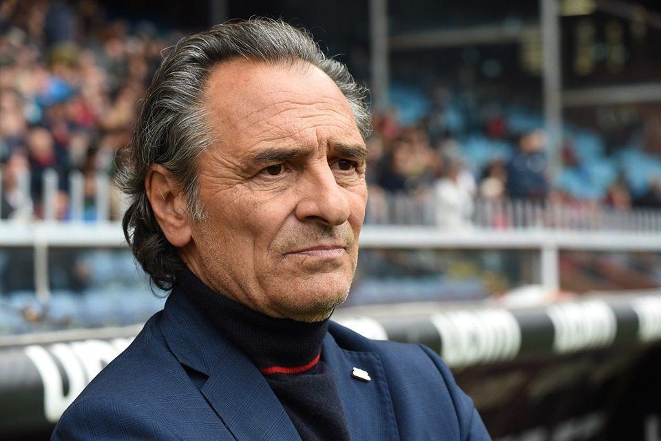 """Prandelli: """"Per la Fiorentina sarà una gara di sofferenza. Se fossi stato contattato avrei accettato sicuramente"""""""