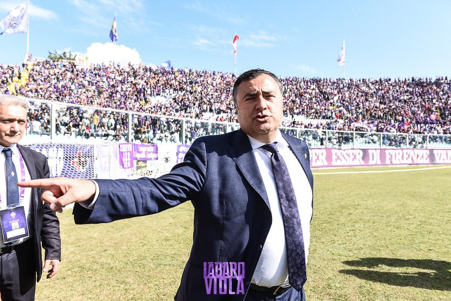 """Joe Barone: """"Interesse per Castrovilli? Resterà alla Fiorentina per tanti anni. No al razzismo!"""""""