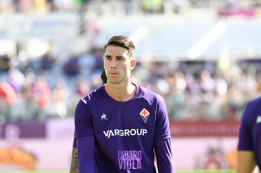 La Nazione, Montella potrebbe confermare Vlahovic dal primo minuto contro il Cagliari