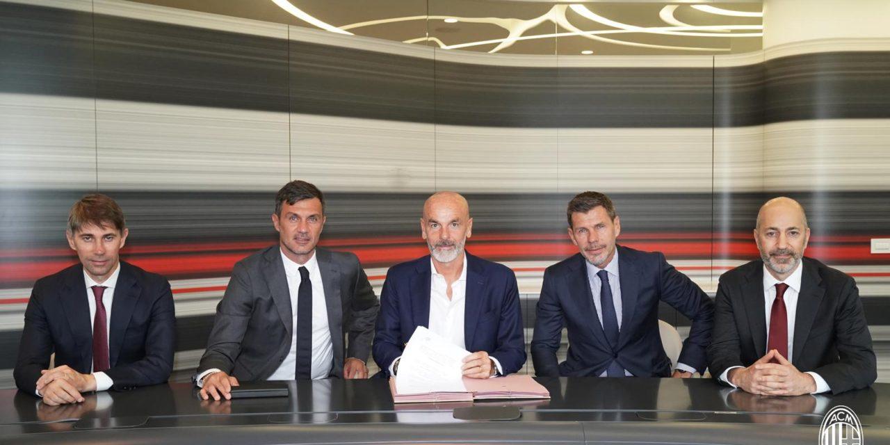 Adesso è ufficiale, dopo la Fiorentina Stefano Pioli si accasa al Milan, contratto di due anni