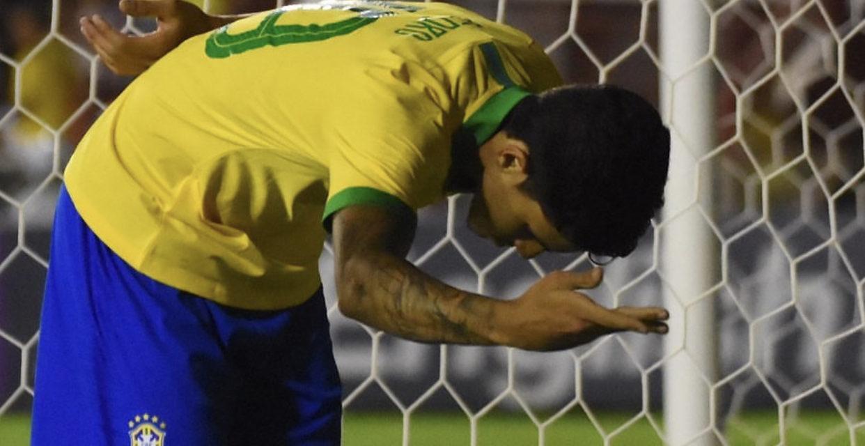 Pedro, in grande spolvero con la nazionale brasiliana, ma per Brescia non sarà convocato