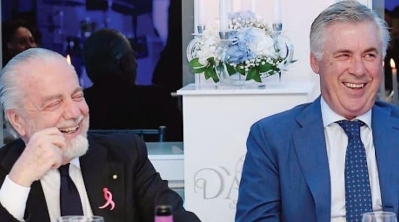 Duro scontro tra Ancelotti e De Laurentiis, l'allenatore del Napoli a rischio licenziamento. Le ultime