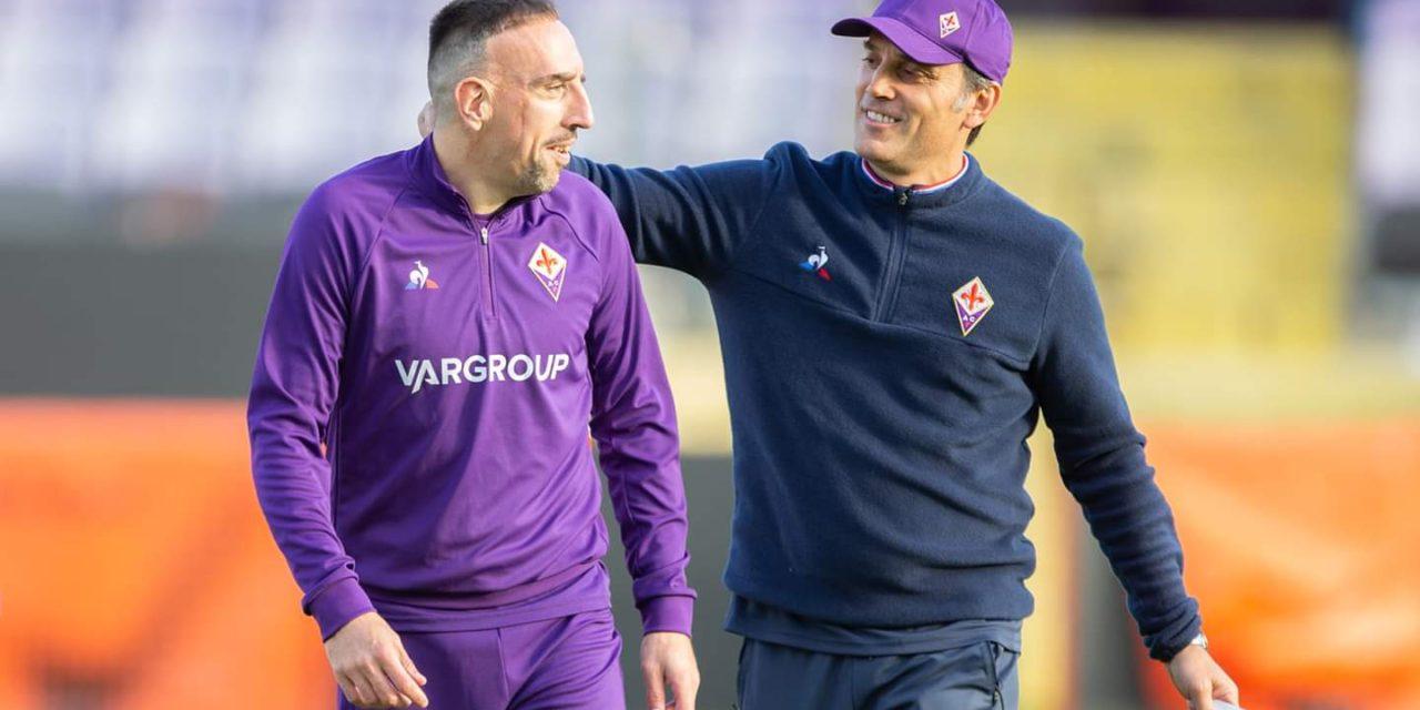 """Ribery: """"Sempre concentrato, innamorato di questo sport. Non vedo l'ora di aiutare di nuovo la mia squadra"""""""