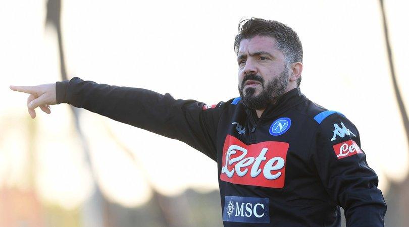 Il Napoli torna in ritiro dopo la sonora sconfitta con i viola. Decisione della squadra