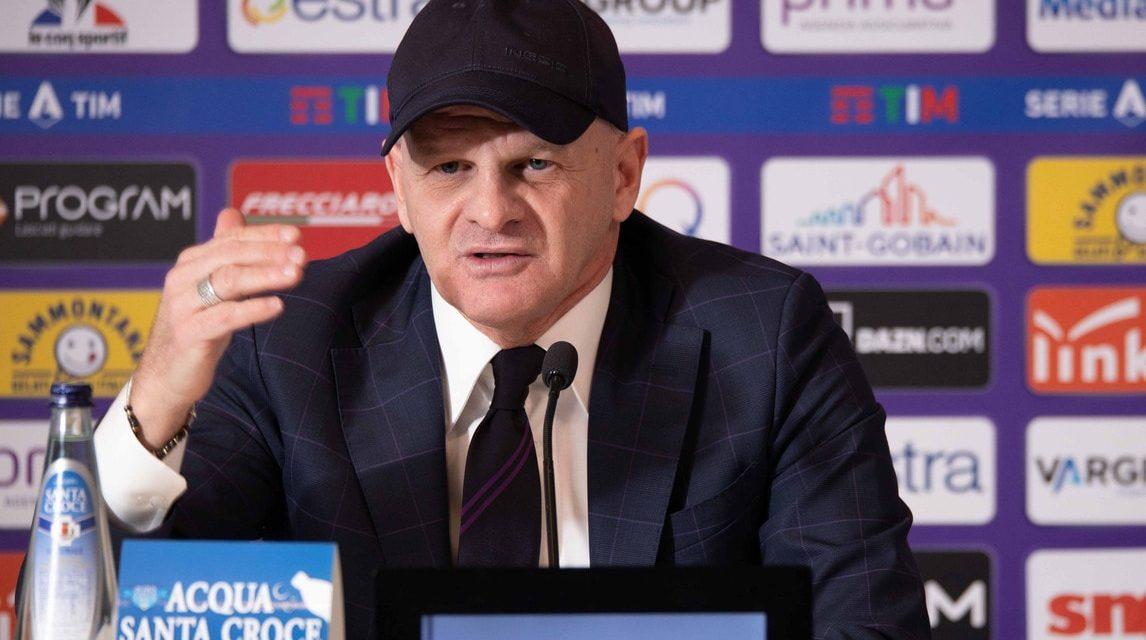 ACF, domani alle ore 10.00 conferenza stampa di Iachini in vista di Fiorentina-Atalanta