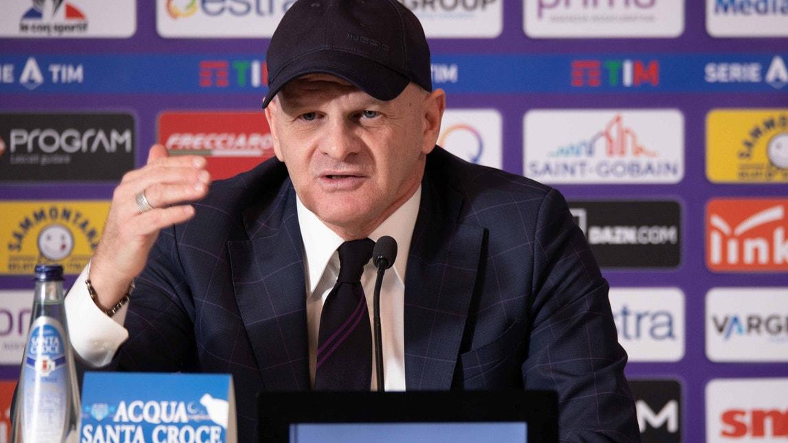 Iachini ha parlato in vista di Fiorentina-Hellas Verona