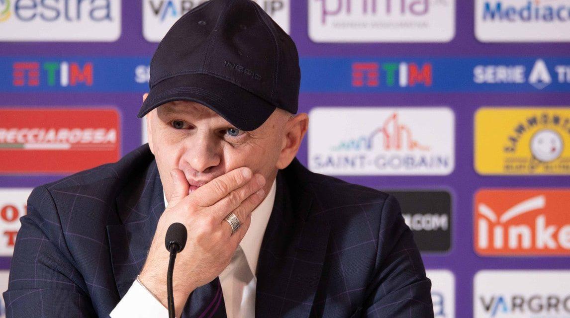 """Iachini: """"Coppa Italia test per il campionato. Cutrone non gioca da 3 mesi. Chiesa potrebbe riposare"""""""