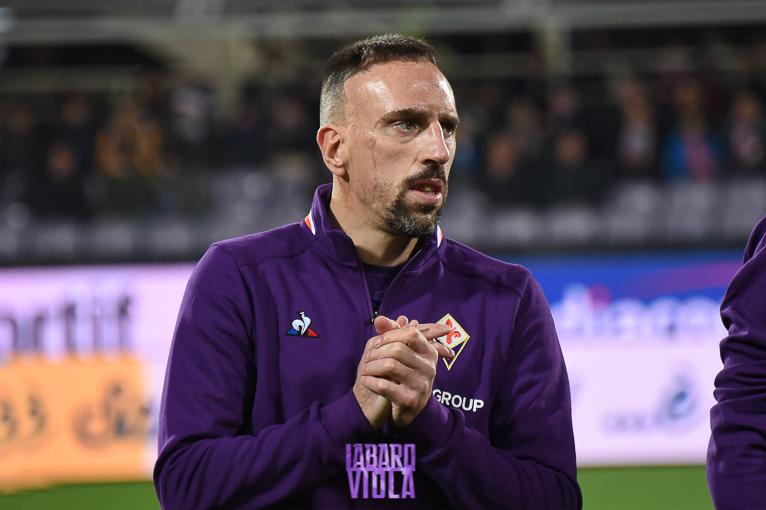 Ribery tra 8-10 giorni torna in gruppo. Sarà disponibile già nella sfida contro il Milan?