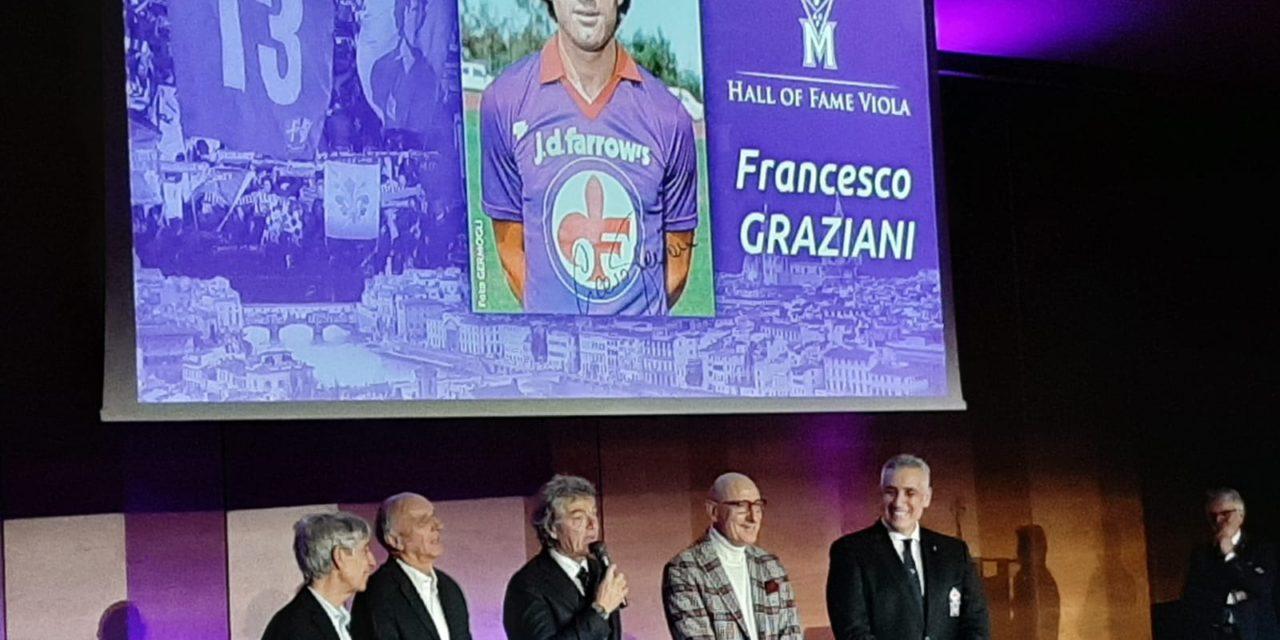(FOTO): Hall of Fame, quanta emozione per i premiati. Da Roggi a Graziani passando per Franchi e Mondonico