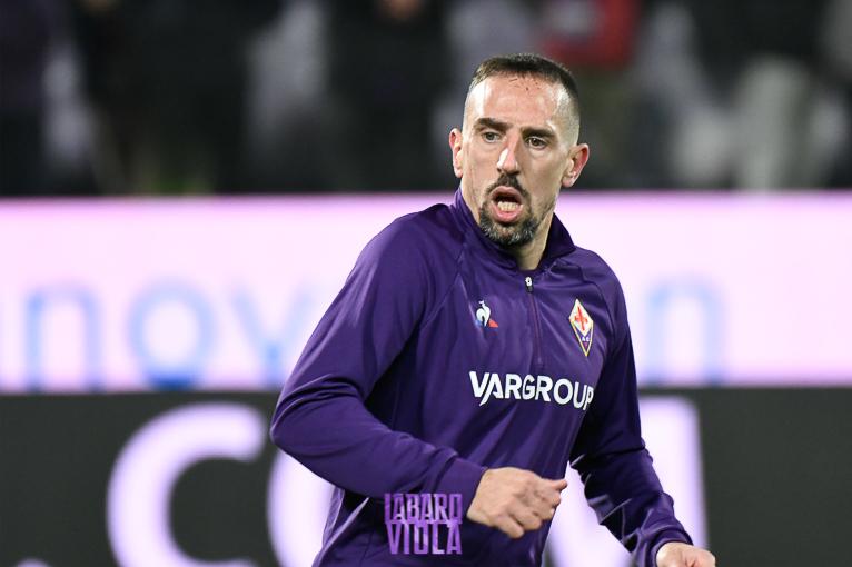 Ribery lavora sul campo. Brescia o Lazio nel mirino del campione francese