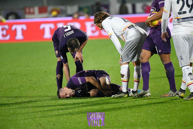 Fiorentina, il comunicato ufficiale sui tempi di recupero di Ribery