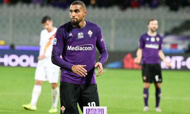 Gazzetta, Boateng è in uscita dalla Fiorentina. Al suo posto potrebbe arrivare un jolly come Caprari