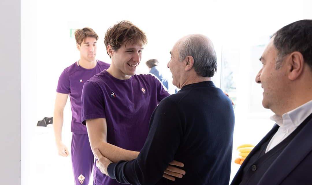 """""""Chiesa potrebbe anche rimanere alla Fiorentina, il prossimo anno verrà fatta una squadra da Champions"""""""