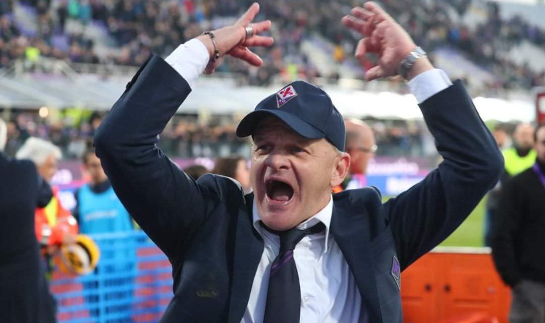 """Iachini: """"Non è ancora la mia Fiorentina ma adesso andiamo a Milano per vincere. Lirola e Dalbert non da difesa a quattro"""""""