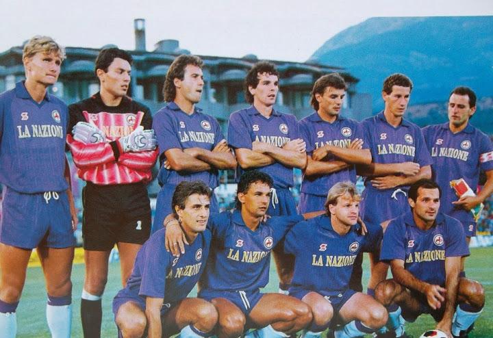 L'aneddoto tra Baggio e Iachini: Nel 1989 fu Divin Codino a volerlo alla Fiorentina