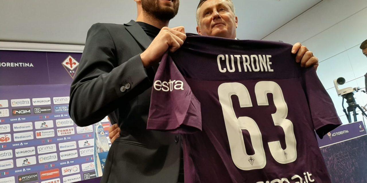 """Pradè: """"Cutrone è il futuro della Fiorentina e della nazionale. Acquisto non per 6 mesi"""""""