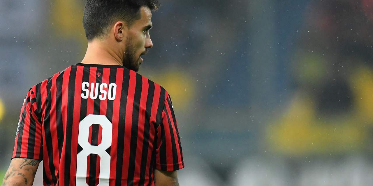 Sportmediaset, La Fiorentina in estate ha offerto 40 milioni per Suso, adesso il Milan lo vende a 20 milioni. Il retroscena