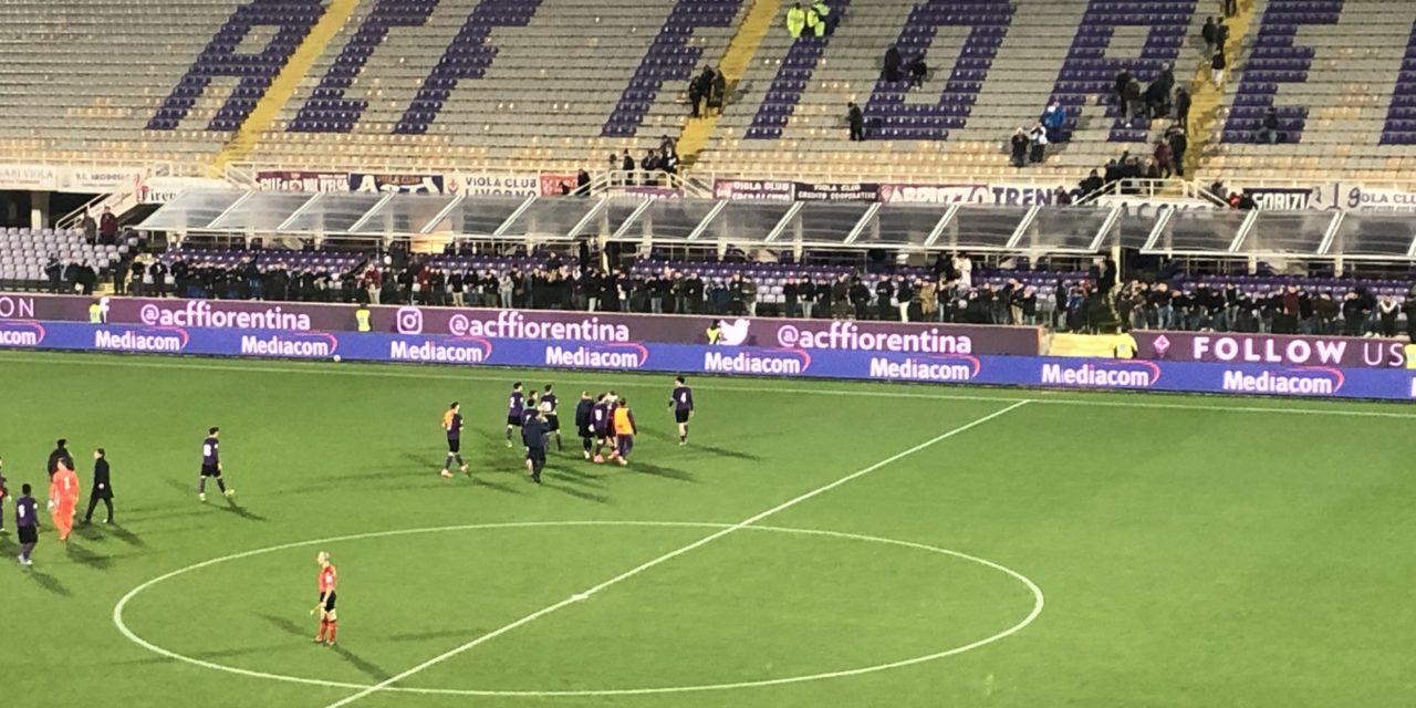 Primavera: una buona Fiorentina rimonta la Juventus. Gol di Kukovec per i viola