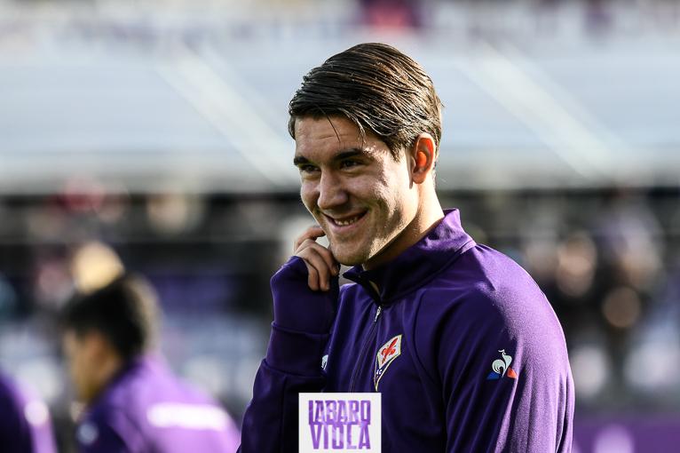 Da Roma: Vlahovic è l'obiettivo numero uno dei giallorossi per la prossima stagione