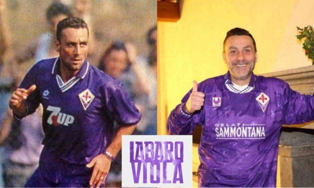 """Oggi compie 52 anni Francesco """"Ciccio"""" Baiano. Il compagno di gol ideale per Batistuta"""