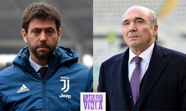 """Agnelli: """"Ringrazio Commisso perché ha fatto capire a Sarri com'è la campagna mediatica contro la Juventus"""""""